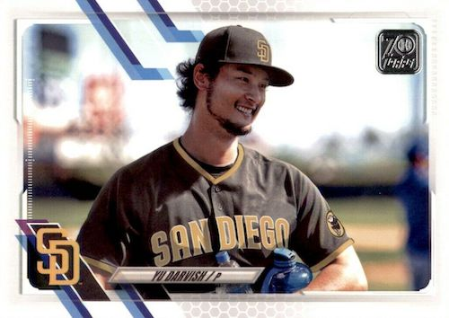 2021 Topps Series 2 Baseball Variations Checklist and Gallery 15