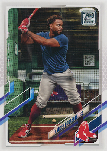 2021 Topps Series 2 Baseball Variations Checklist and Gallery 77