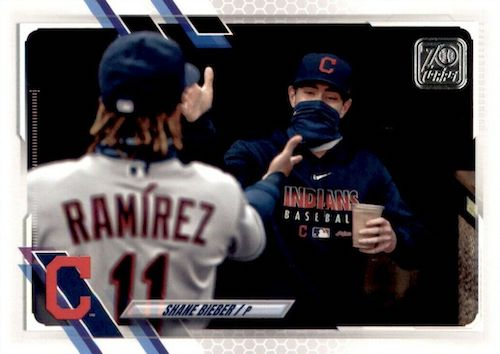 2021 Topps Series 2 Baseball Variations Checklist and Gallery 96
