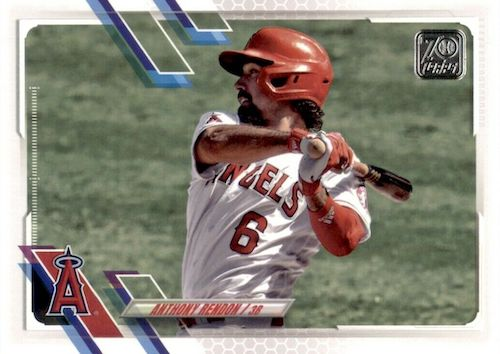 2021 Topps Series 2 Baseball Variations Checklist and Gallery 108