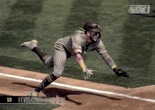 2021 Topps Stadium Club Baseball Variations Gallery and Checklist 106