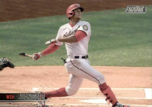 2021 Topps Stadium Club Baseball Variations Gallery and Checklist 88