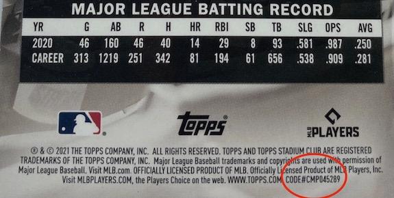 2021 Topps Stadium Club Baseball Variations Gallery and Checklist 5