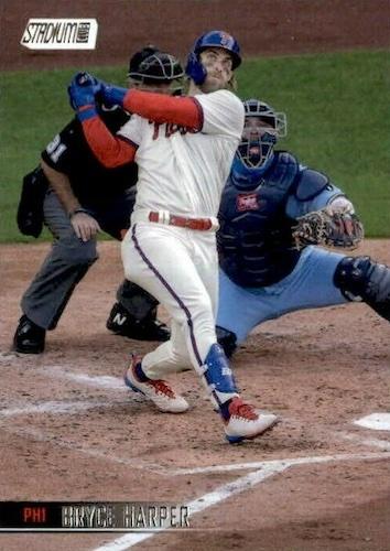 2021 Topps Stadium Club Baseball Variations Gallery and Checklist 77