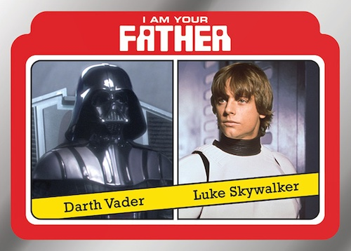 2021 Topps Star Wars I Am Your Father's Day Cards 3