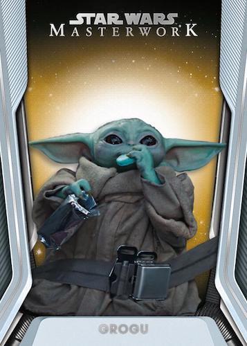 2021 Topps Star Wars Masterwork Trading Cards 2