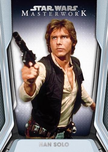 2021 Topps Star Wars Masterwork Trading Cards 1
