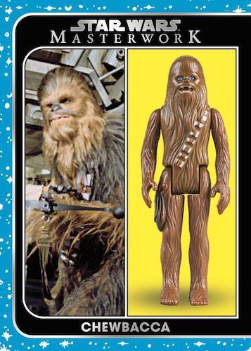 2021 Topps Star Wars Masterwork Trading Cards 3