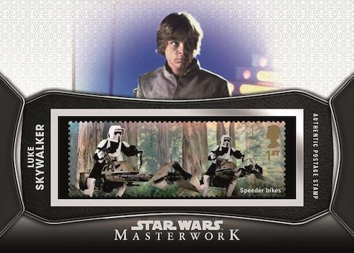 2021 Topps Star Wars Masterwork Trading Cards 6