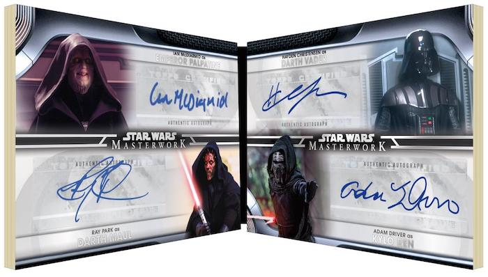 2021 Topps Star Wars Masterwork Trading Cards 5
