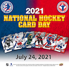 2021 Upper Deck National Hockey Card Day Trading Cards - Checklist Added