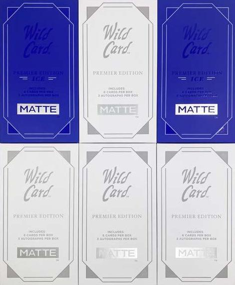 2021 Wild Card Matte Football Cards 7