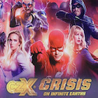 2022 Cryptozoic CZX Crisis on Infinite Earths Trading Cards