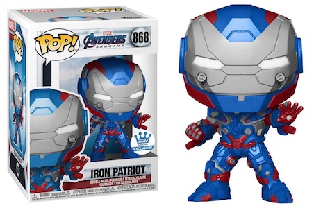Ultimate Funko Pop Avengers Endgame Figures Gallery and Checklist 47