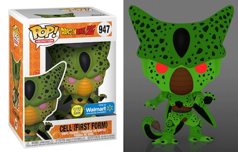 Ultimate Funko Pop Dragon Ball Z Figures Checklist and Gallery 169