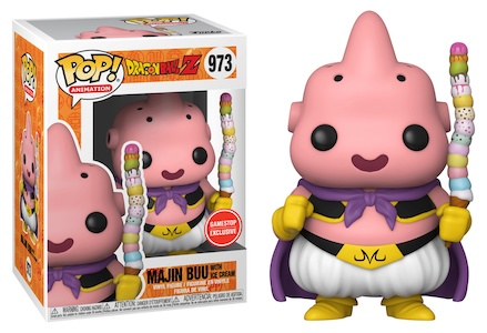 Ultimate Funko Pop Dragon Ball Z Figures Checklist and Gallery 178