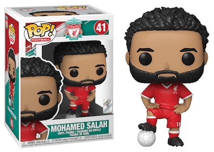 Ultimate Funko Pop Football Soccer Figures Gallery and Checklist - 2021 Figures 41
