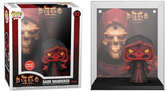 Funko Pop Game Covers Figures 3