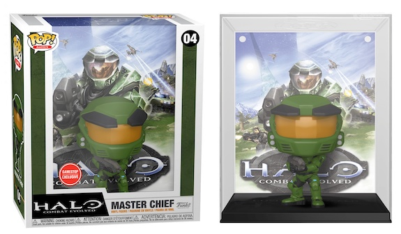 Ultimate Funko Pop Halo Figures Gallery and Checklist 27