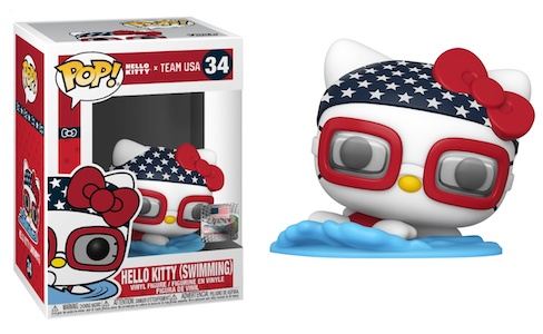 Ultimate Funko Pop Hello Kitty Figures Gallery and Checklist - Team USA 14