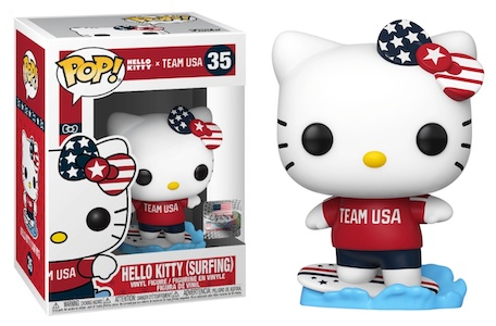Ultimate Funko Pop Hello Kitty Figures Gallery and Checklist - Team USA 15
