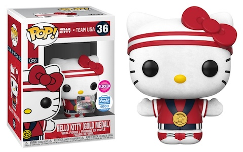 Ultimate Funko Pop Hello Kitty Figures Gallery and Checklist - Team USA 17
