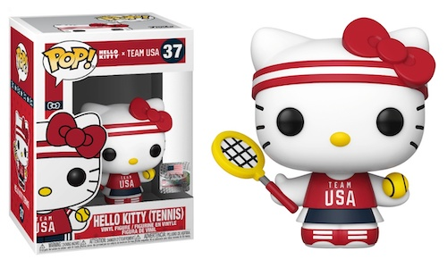 Ultimate Funko Pop Hello Kitty Figures Gallery and Checklist - Team USA 18