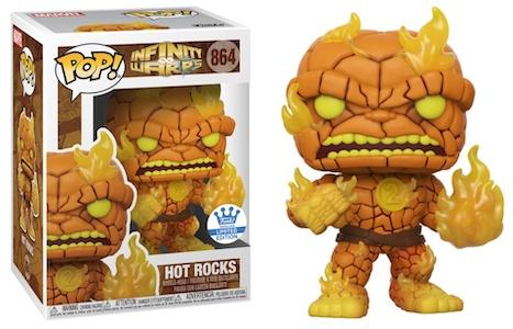 Funko Pop Marvel Infinity Warps Figures 13