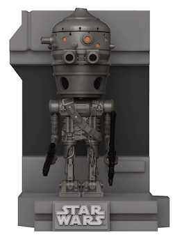 Funko Pop Star Wars Bounty Hunters Collection Deluxe Figures Gallery and Checklist 4