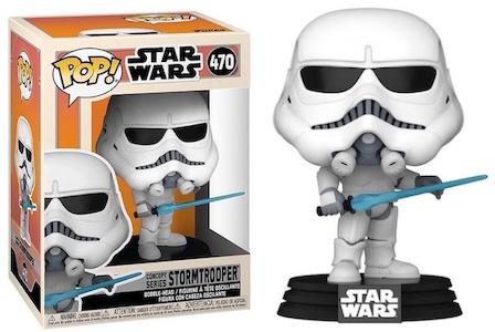 Ultimate Funko Pop Star Wars Figures Checklist and Gallery 547