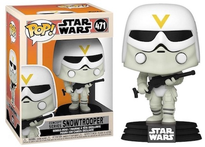 Ultimate Funko Pop Star Wars Figures Checklist and Gallery 548