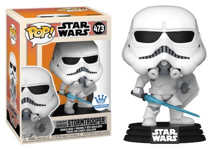 Ultimate Funko Pop Star Wars Figures Checklist and Gallery 550