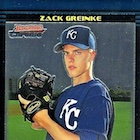 Top Zack Greinke Cards to Collect