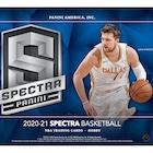 2020-21 Panini Spectra Basketball Cards