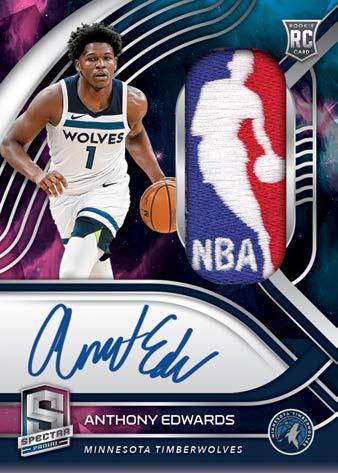 2020-21 Panini Spectra Basketball Cards 5