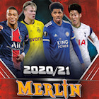 2020-21 Topps Merlin Chrome UEFA Champions League Europa League Soccer Cards