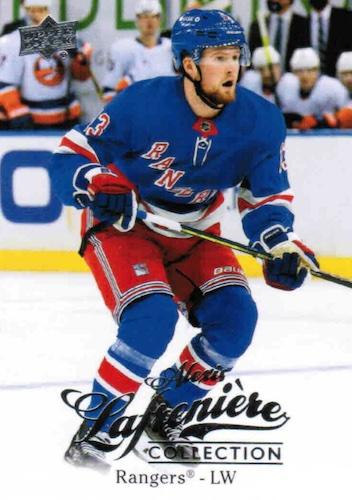 2020-21 Upper Deck Alexis Lafrenière Collection Hockey Cards 3