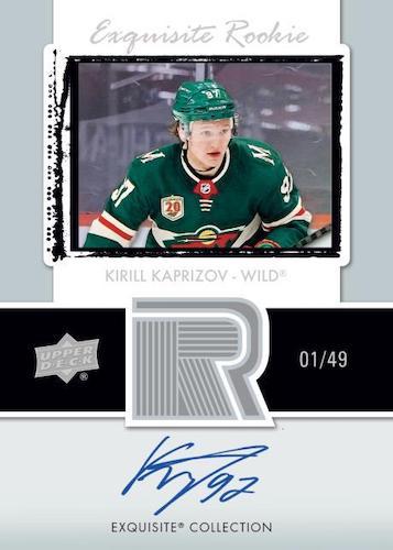 2020-21 Upper Deck Clear Cut Hockey Cards 8