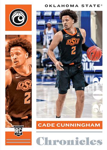 2021-22 Panini Chronicles Draft Picks Basketball Cards 3