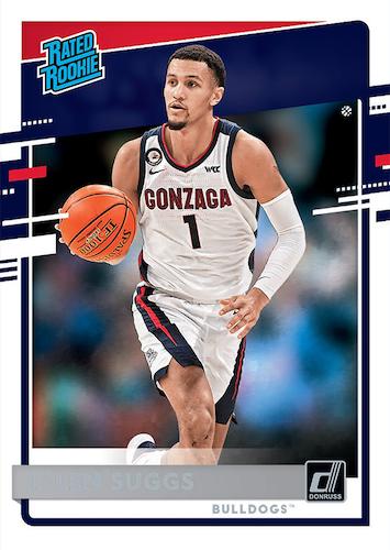 2021-22 Panini Chronicles Draft Picks Basketball Cards 4