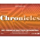 2021-22 Panini Chronicles Draft Picks Basketball Cards