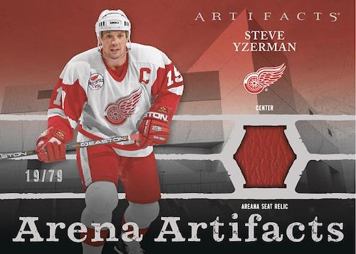 2021-22 Upper Deck Artifacts Hockey Cards - Early Images 6