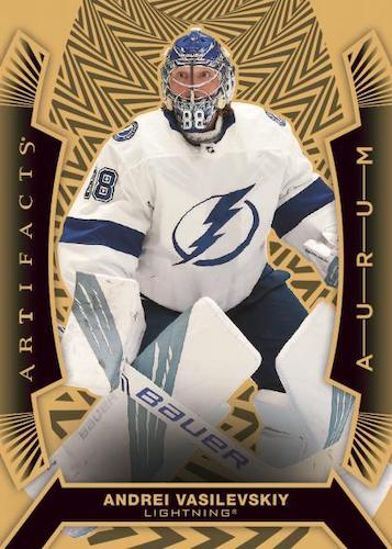 2021-22 Upper Deck Artifacts Hockey Cards - Early Images 7