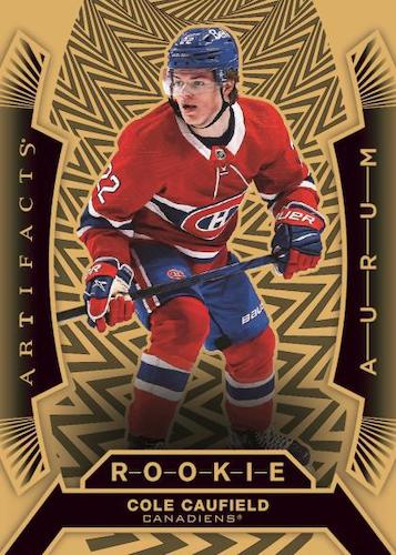 2021-22 Upper Deck Artifacts Hockey Cards - Early Images 9