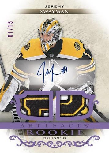 2021-22 Upper Deck Artifacts Hockey Cards - Early Images 3