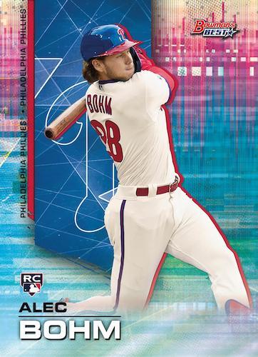 2021 Bowman's Best Baseball Cards 3