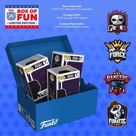 2021 Funko FunKon San Diego Comic-Con Virtual Summer Exclusives Figures Shared List & Gallery 4