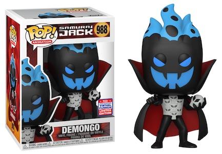 Funko Pop Samurai Jack Figures 2