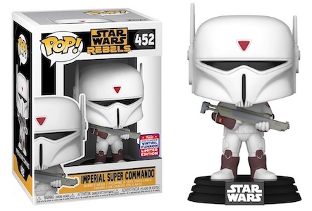 Ultimate Funko Pop Star Wars Figures Checklist and Gallery 529