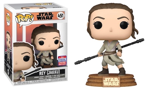 Ultimate Funko Pop Star Wars Figures Checklist and Gallery 528